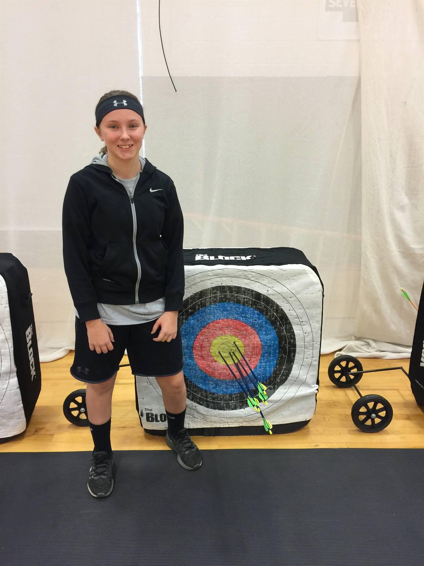 katie gibson archery
