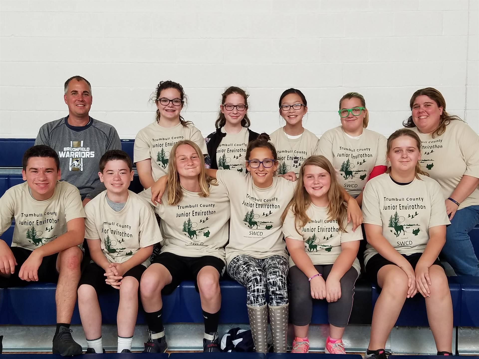 middle school environmental club
