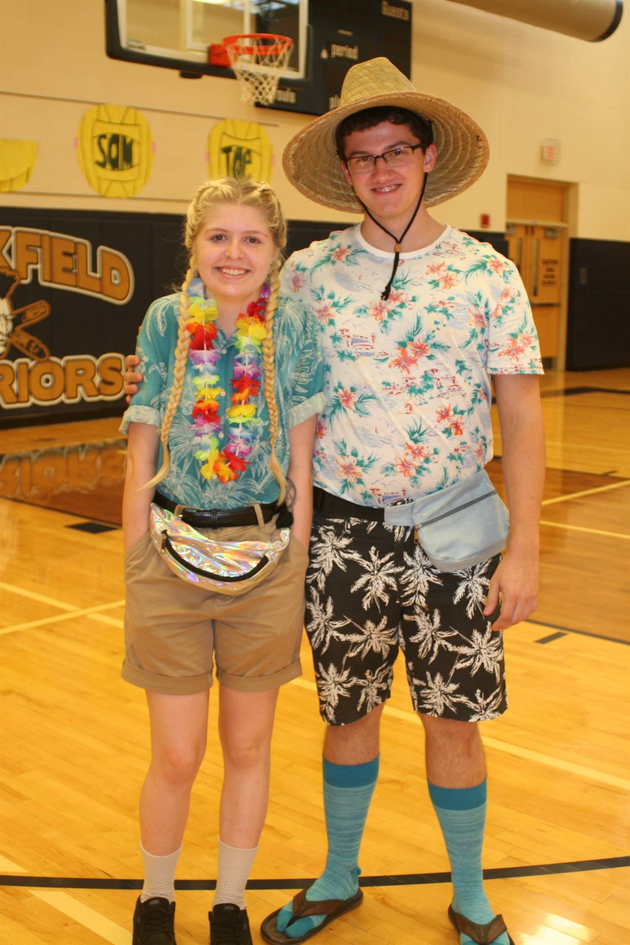 tropical students