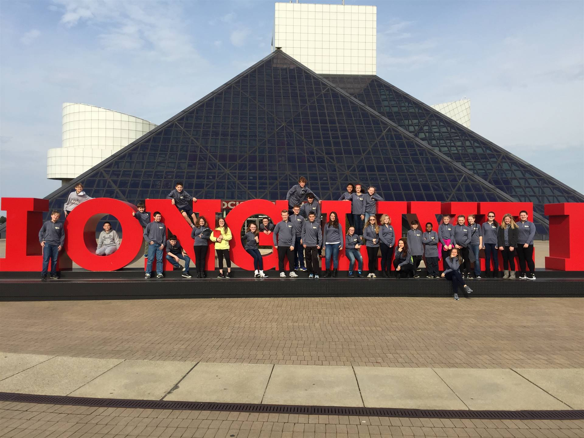 BMS Prep Bowl at the Rock & Roll Hall of Fame