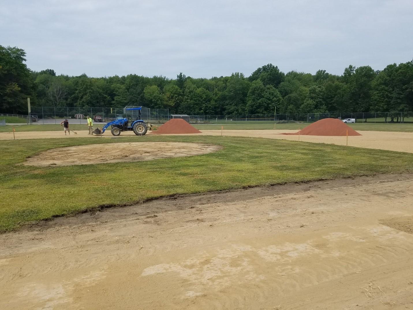 Baseball Renovation Day 3