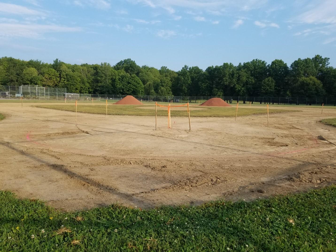 Baseball Renovation Day 4