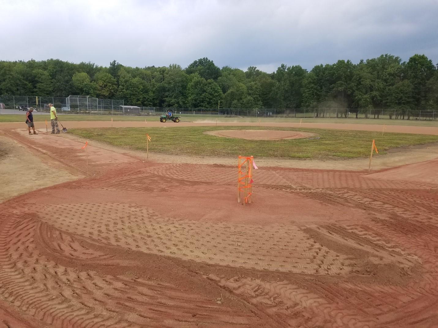 Baseball Renovation Day 6