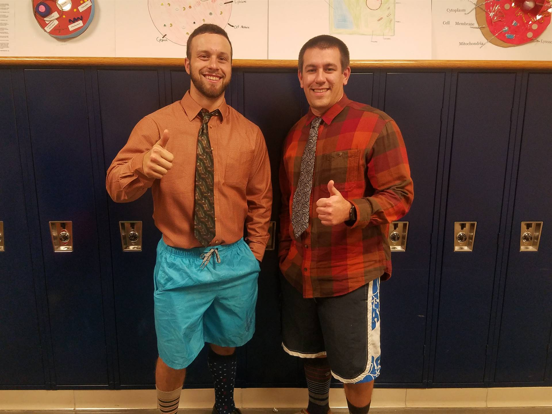 """Red Ribbon Week:  """"Don't Get Mixed up with Drugs"""" -  Mix & Match Day"""