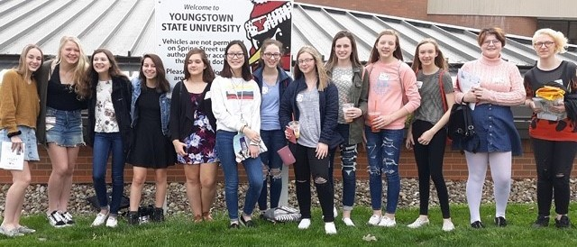 2019 YSU English Festival Participants