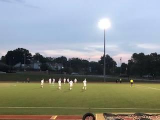 Boys Soccer at YSU
