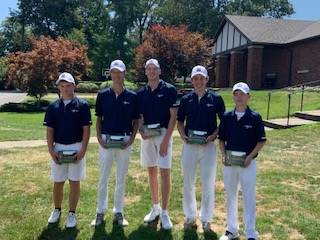 Golf Team at Canfield