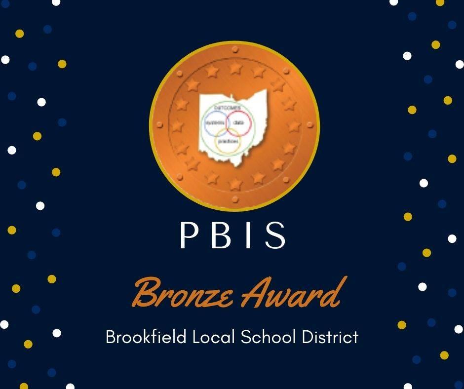 PBIS Bronze Winner